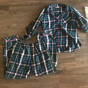 Victoria's Secret Intimates & Sleepwear - Victoria's Secret flannel PJs